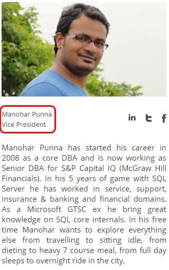 My journey with SQL Server (1/2)