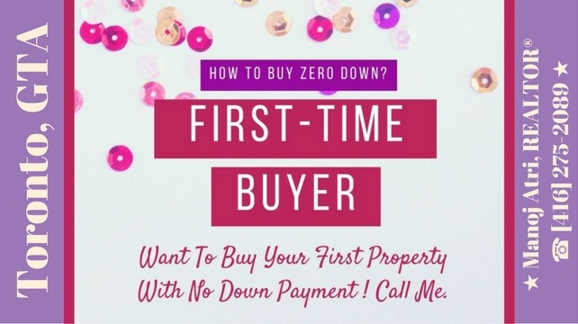 Zero down mortgage