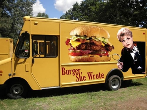 Burger, She Wrote