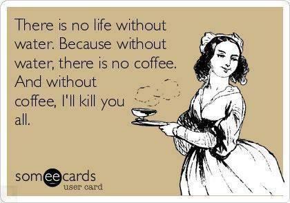Coffee Talk, yo. Straight talk.