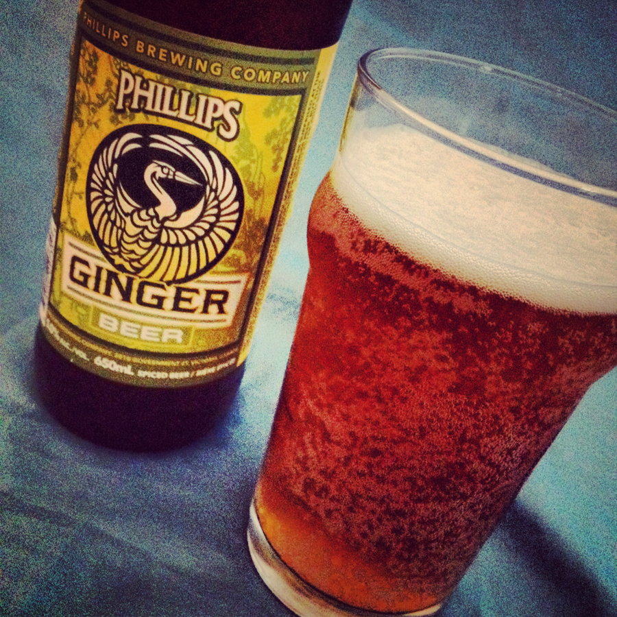 Phillips Ginger Beer