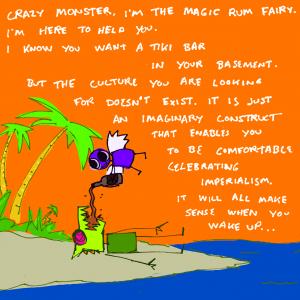The Magic Rum Fairy