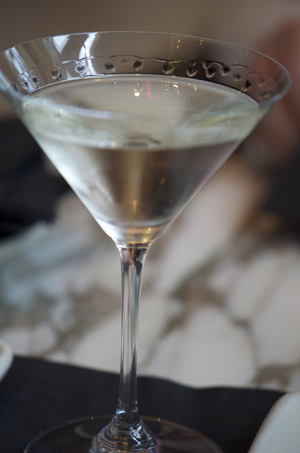 Naked Botanical Martini