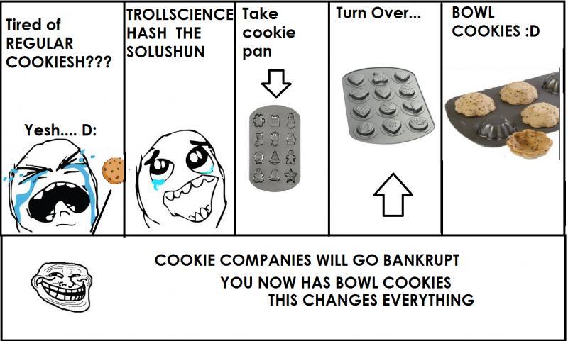 trolling Big Cookie