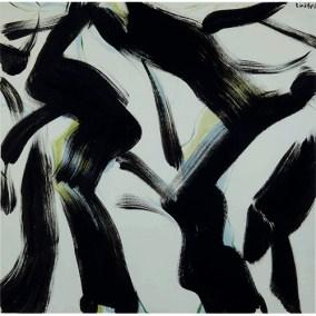 Árboles desramados 2 </br> 1987
