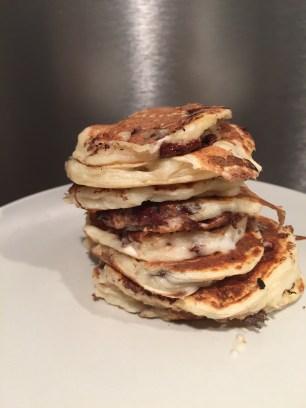 Manoncooks - pancakes - fluffy