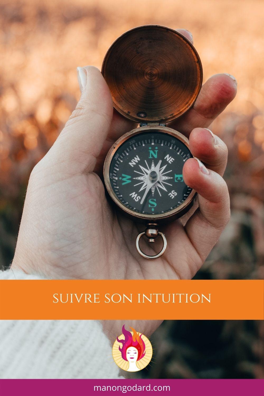Suivre son intuition
