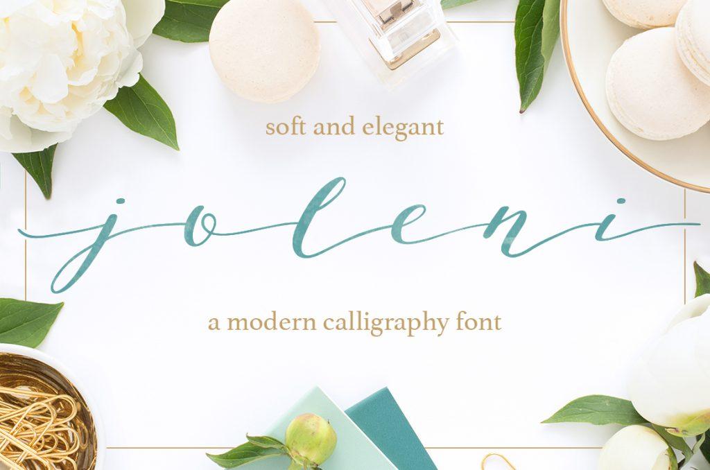 Joleni Font by Manon Lef