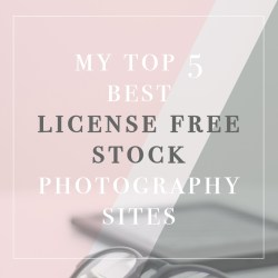 Best places for Free Stock Photos