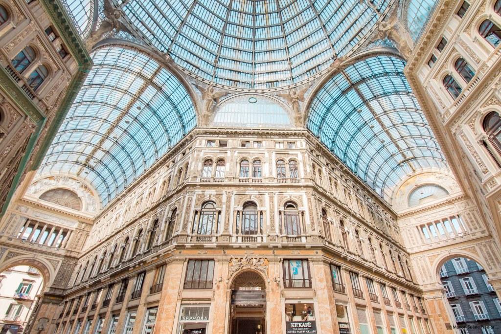 Gallery Umberto I Naples