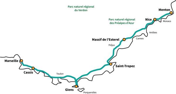 road-trip-cote-dazur-carte-itinéraire