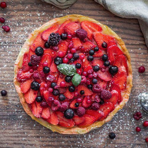 tarte-aux-fraises-et-creme-de-citron