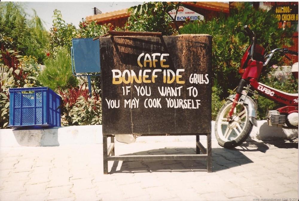 CookYourself sign