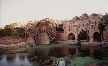 Travel Photo of the Week -- Water Wheel in Hama Syria