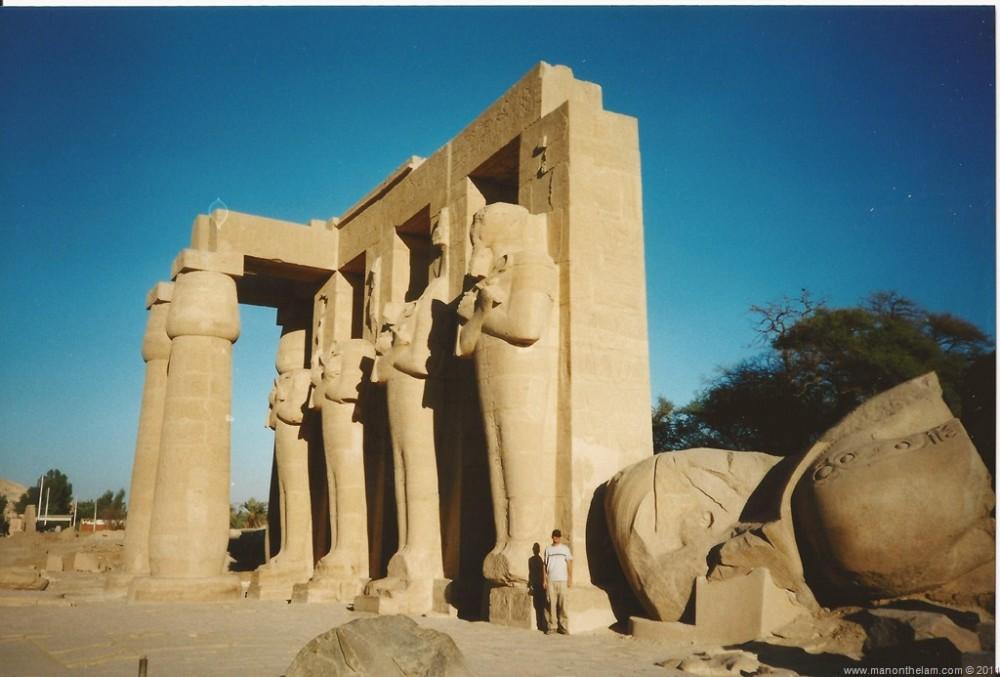 Ramses-Head.