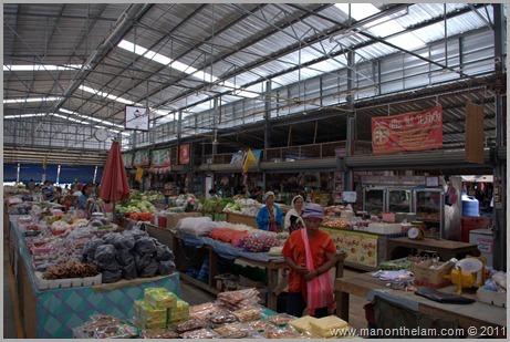 Food Market, Pai Thailand
