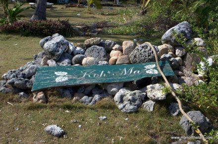 Koh Ma Sign