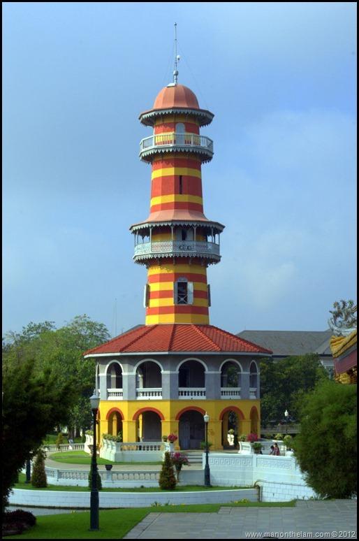 Sages' Lookout, Ho Withun Thasana Ayutthaya,Thailand