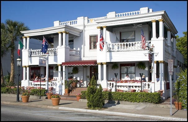 Casablanca Inn Florida -- odd unusual unique offbeat places to stay in florida
