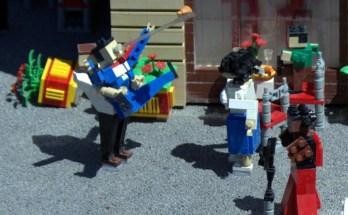 12 Mildly Disturbing Miniland Scenes from Legoland, Florida