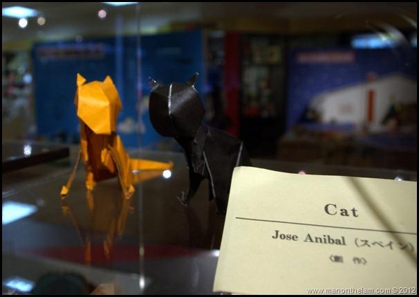 Japan Origami Museum -- Narita Airport -- Tokyo, Japan 38
