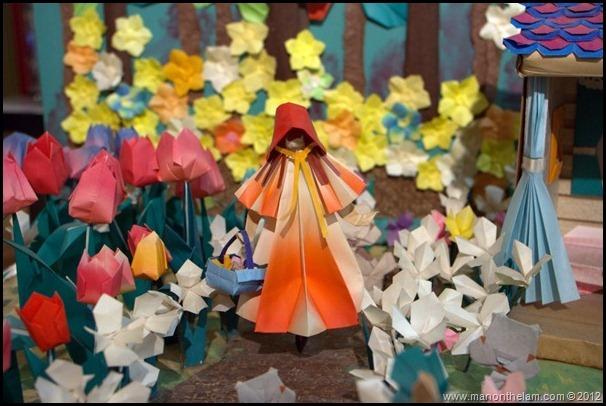 Japan Origami Museum, Tokyo Japan 57