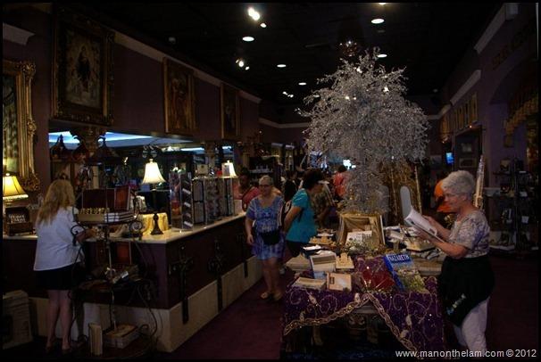 Shofar Gift Shop, Holy Land Experience, Orlando, Florida
