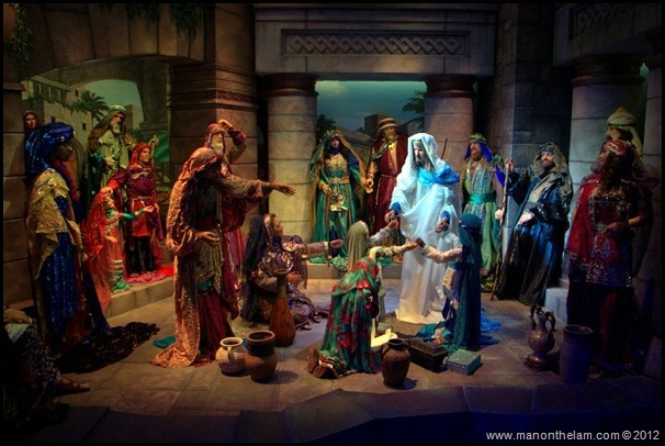 Wax Figures, The Life of Christ display, Holy Land Experience