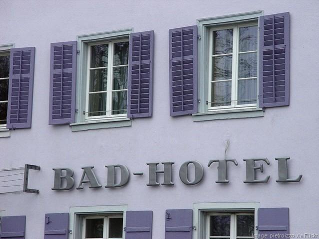 Bad-Hotel.