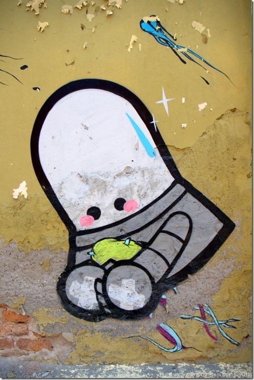Street Art in Mazatlan, Mexico @GoMazatlanNow