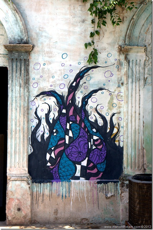 Mazatlan, Mexico Street Art Graffiti @GoMazatlanNow