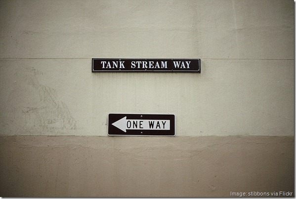 Tank Stream Tours Australia - unique unusual offbeat and quirky things to do in Sydney