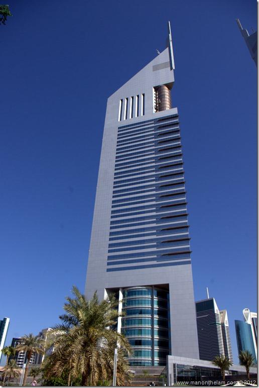 Jumeirah Emirates Towers Hotel, Dubai, UAE