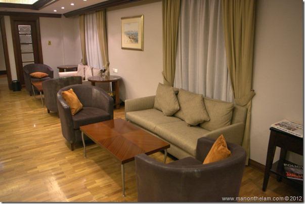 Executive Lounge -- Mövenpick Hotel Bur Dubai, Dubai, UAE