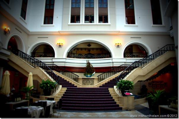 Lobby -- Mövenpick Hotel Bur Dubai, Dubai, UAE