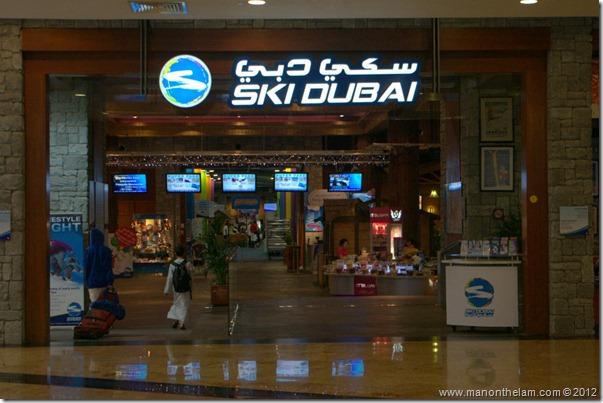 Ski Dubai, Dubai, Mall of the Emirates, United Arab Emirates