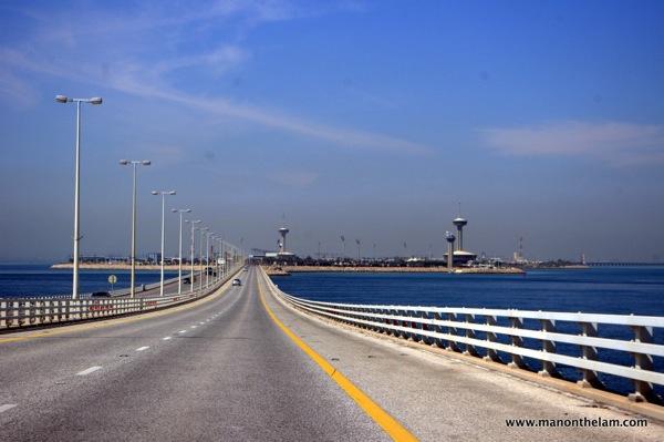 King Fahd Causeway Bahrain