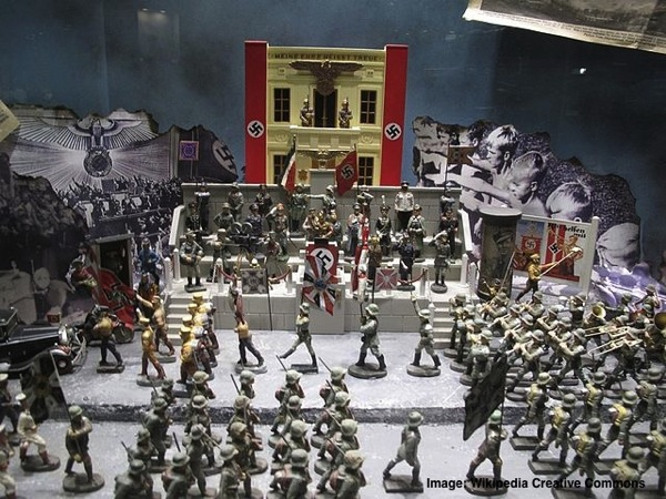 Nazi Germany Hitler Toys quirky museums in Istanbul