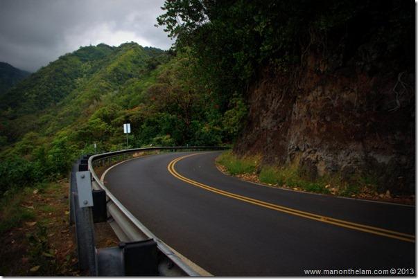 The Hana Highway, Maui