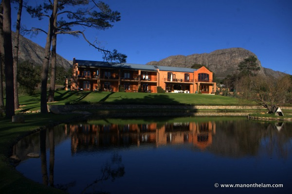 La Residence Hotel & Villas, Franschoek, South Africa == World's Best Hote