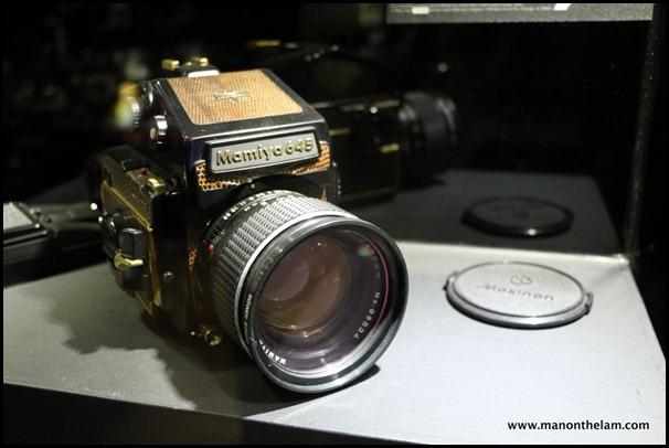 Penang Camera Museum, George Town, Penang, Malaysia -- vintage camera