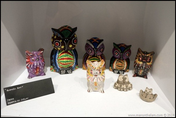 The Owl Museum, Penang Hill, Malaysia-431