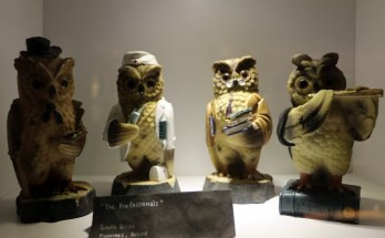Whatever you do, do not go to the Owl Museum on top of Penang Hill
