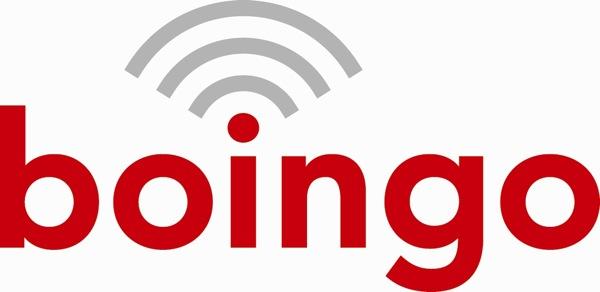 Boingo logo notag pms