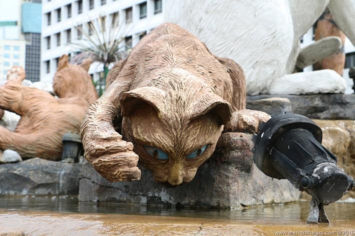 Cat City, Kuching, Borneo, Malaysia-643