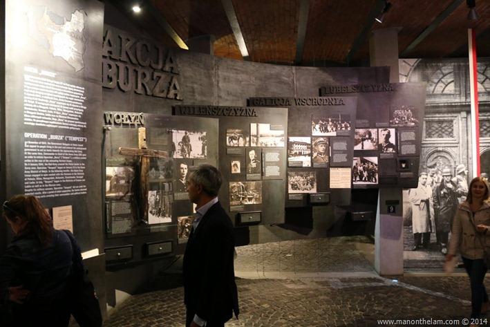 Warsaw Uprising Museum, Poland-137