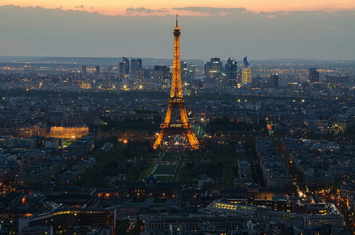 Paris at Night Ever in Transit Top 100 Travel Blog Posts of 2014