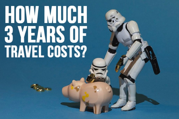 The Surprising Cost of Three Years of Travel GloboTreks Top 100 Travel Blog Posts of 2014 by Social Shares