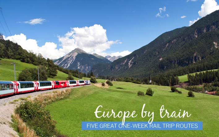 Man On The Lam  Top 100 Travel Blog Posts of 2015 so far by Social Media Shares europe by train