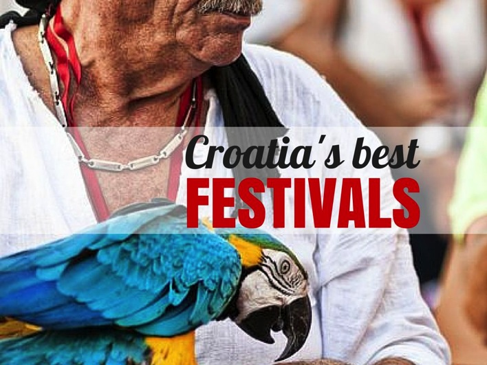 Man On The Lam Top 100 Travel Blog Posts of 2015 so far by social media shares  Festivals in Croatia Travel Croatia Guide
